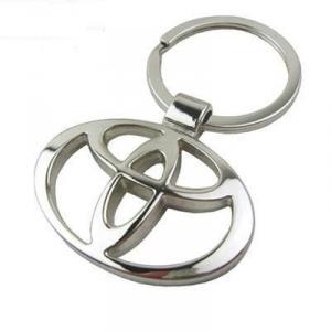 Toyota logo original nyckelring hänge