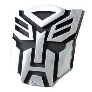 Transformers Autobot emblem till bilen