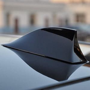 Universal hajfena styling till bilen för dekoration