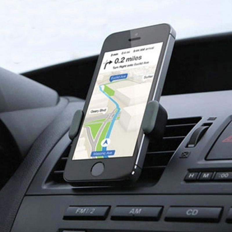 Mini universal mobilhållare till bilen. Telefonhållare
