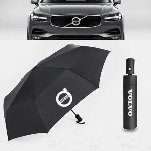Volvo logo paraply. Perfekt för att ha i bilen