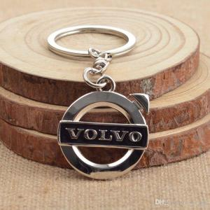 Snygg Volvo nyckelring nyckelhänge