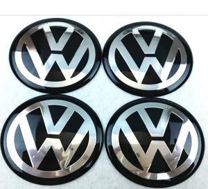 Volkswagen VW hjulnav emblem, stickers till bilen