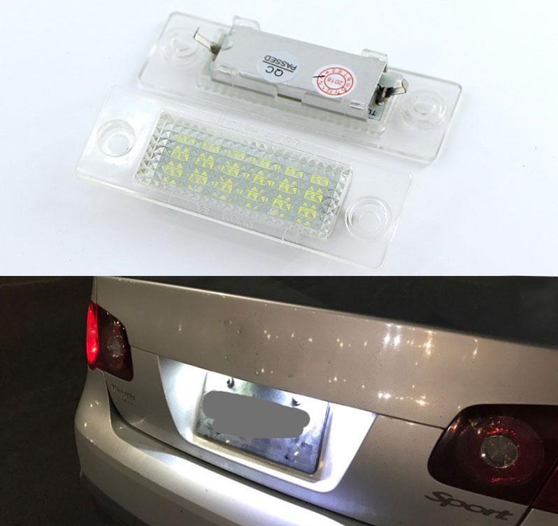 Volkswagen VW LED skyltbelysning till bilen