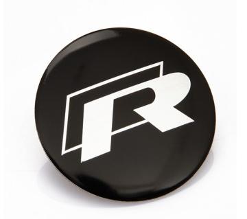 Volkswagen VW Rline R line emblem till ratten (45 mm)