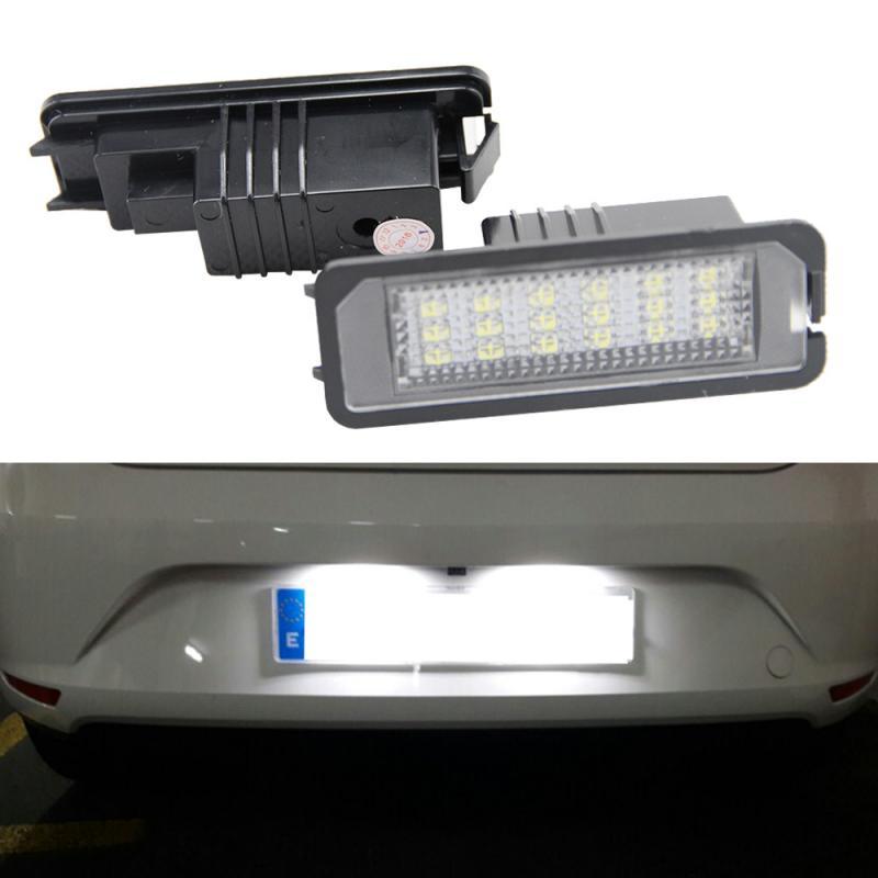 Volkswagen VW Skoda Seat LED skyltbelysning