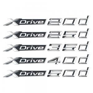 BMW Xdrive 2,0d, 2,5d, 3,0d emblem till bilen