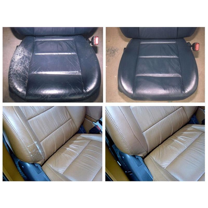 renovera skinnklädsel bil