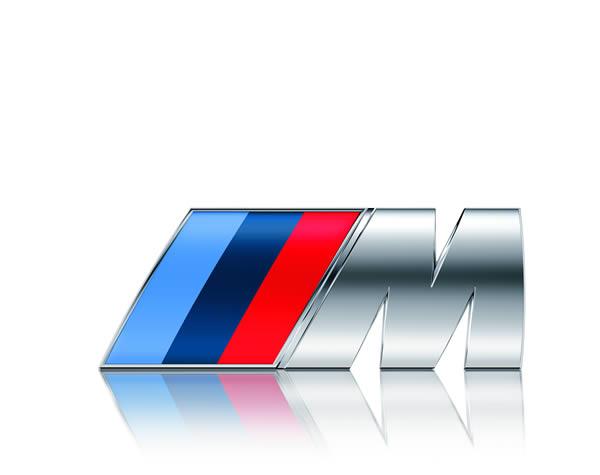BMW M logo emblem till grillen. Grillemblem finns i svart