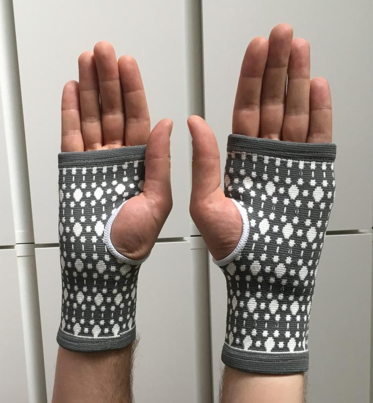 Magnetic Deluxe Handstöd - 1 PAR