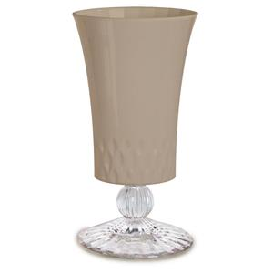 Chic & Pastel Water Glass Taupe - vattenglas