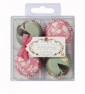Frills & Frosting Mini Morsel Cupcake Cases