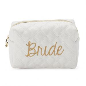 Mirror Mirror Bridal Cosmetic Bag