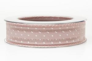 Old Pink Dot Ribbon 25 mm