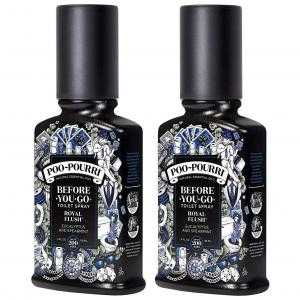You & Me - Royal Flush Poo-Pourri® - 59 & 59 ml
