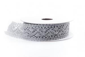 Ash Lace Ribbon 22 mm