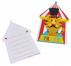 Fisher-Price® Circus Invitations