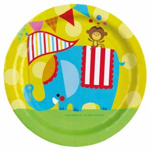 Fisher-Price® Circus Plates