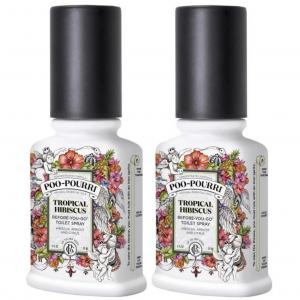 You & Me - Tropical Hibiscus Poo-Pourri® - 59 & 59 ml