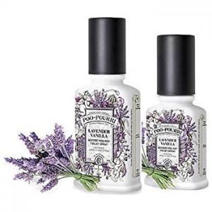 Home & Away - Lavender Vanilla Poo-Pourri® - 118 & 59 ml