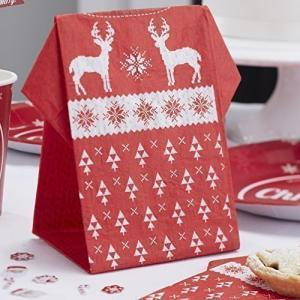Christmas Jumper Napkins - Nordic Design - Christmas Cheer