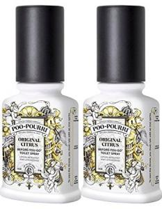 You & Me - Original Citrus Poo-Pourri® - 59 & 59 ml