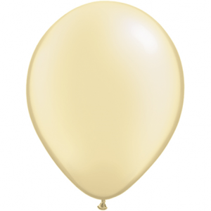 Pearl Ivory Balloons