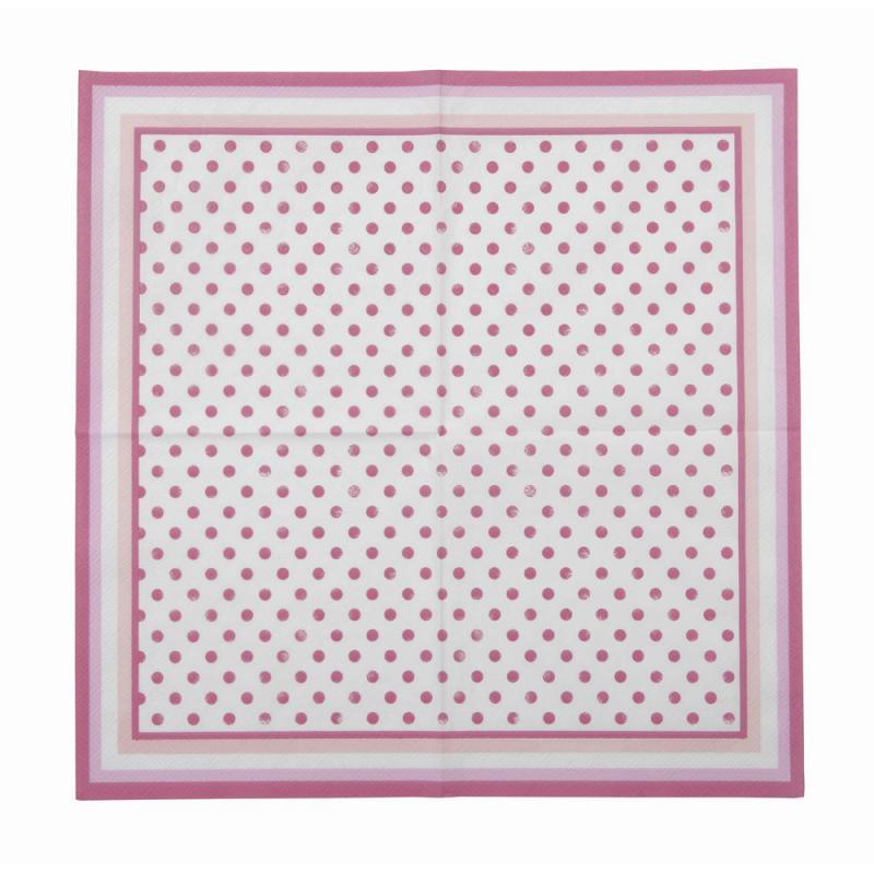 Pink N Mix Napkins