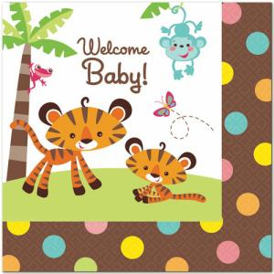 Fisher-Price® Welcome Baby Napkins