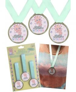 Baby Shower Medals