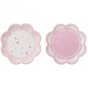 Pink N Mix Plate