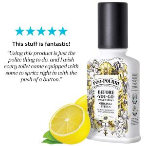 Original Citrus Poo-Pourri® - 118 ml