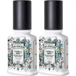 You & Me - Vanilla Mint Poo-Pourri® - 59 & 59 ml