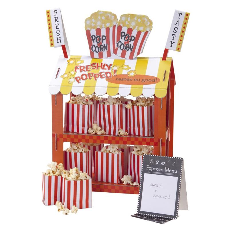 Street Stall Hot Dog/Popcorn Stand