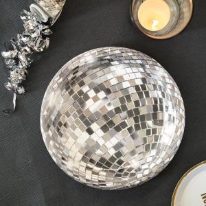Glitterati Disco Ball Paper Plates