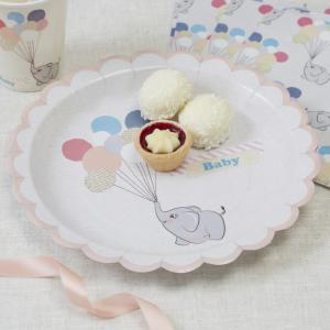 Baby Paper Plates - Little One