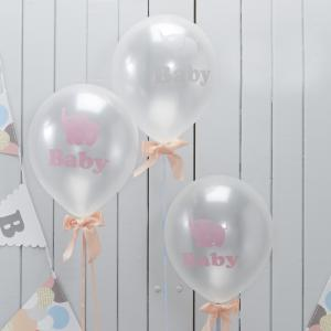 Baby Shower Balloons - Little One