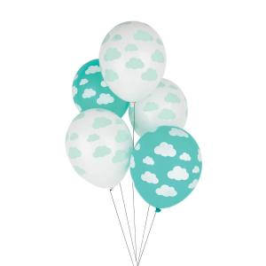 Tattooed Balloons - Clouds