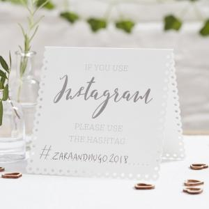 Instagram Tent Cards - Beautiful Botanics
