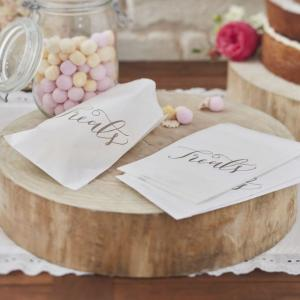 Treats Candy Bags - Boho