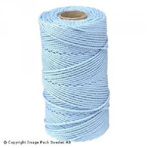 Baby Blue Cotton Yarn 10 m
