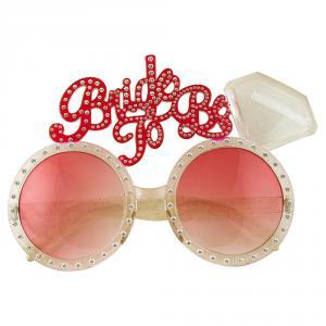 Bride To Be Glasses - solglasögon till möhippan