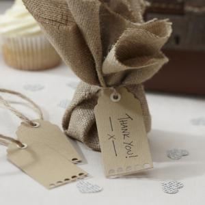 Brown Luggage Tags - Vintage Affair
