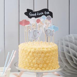 Cake Decoration Toppers - Little One