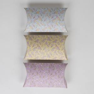 Grace Floral Pillow Gift Box - presentask