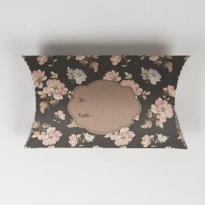 French Rose Pillow Gift Box - presentask