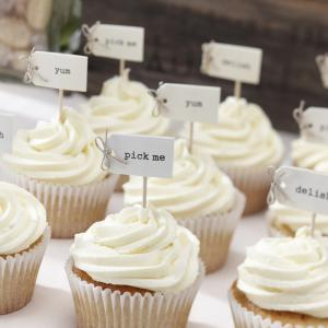Cupcake Sticks - Vintage Affair