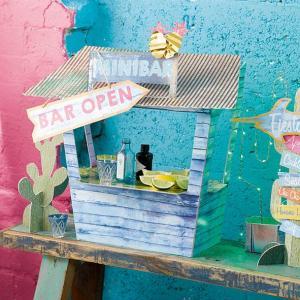 Cuban Fiesta Mini Snackbar