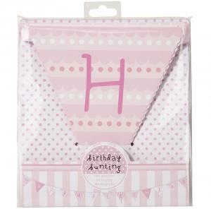 Pink N Mix Happy Birthday Bunting