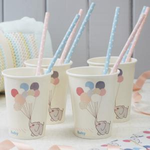 Elephant Paper Cups - Little One